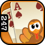 Thanksgiving Spades